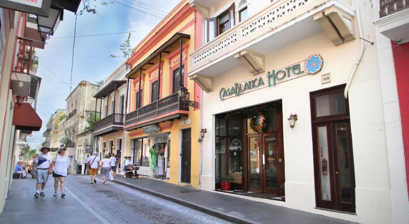 Best time to travel San Juan CasaBlanca Hotel