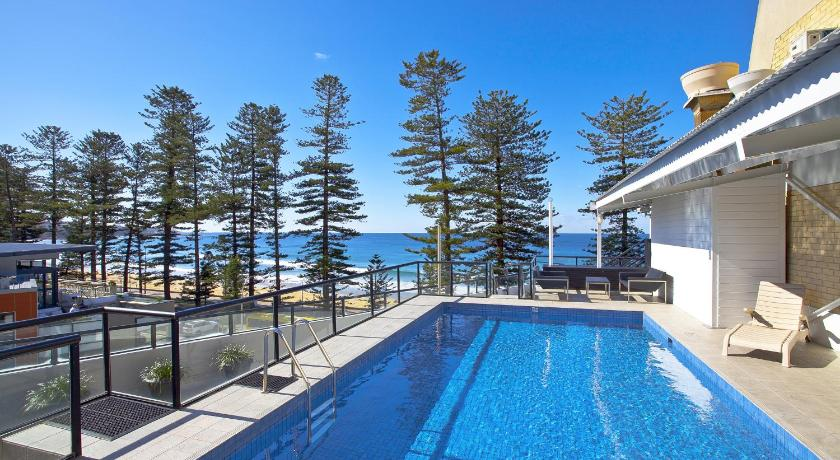 Manly Paradise Motel & Apartments 54 North Steyne, Manly ...