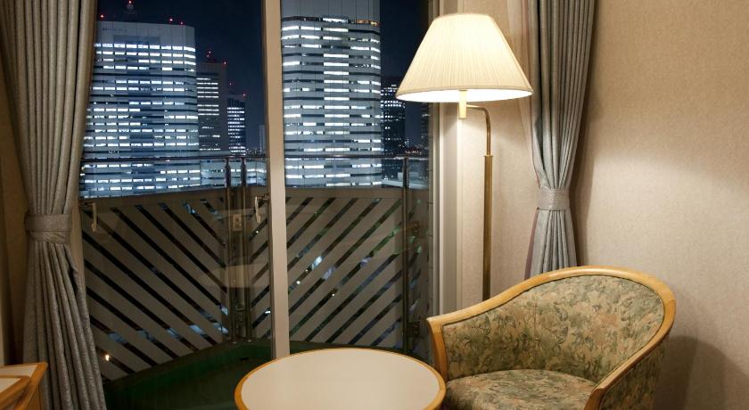 Standard Double Room with Small Double Bed - Smoking Hotel Springs Makuhari