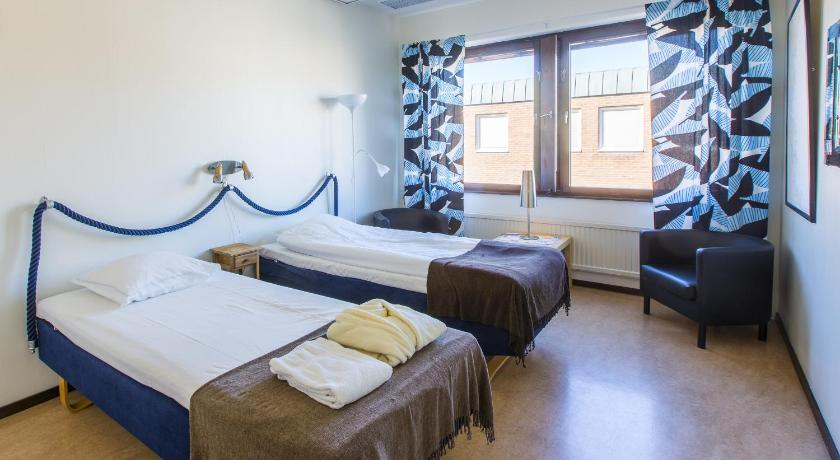 Twin Room with Shared Bathroom Hotel B&B Granden