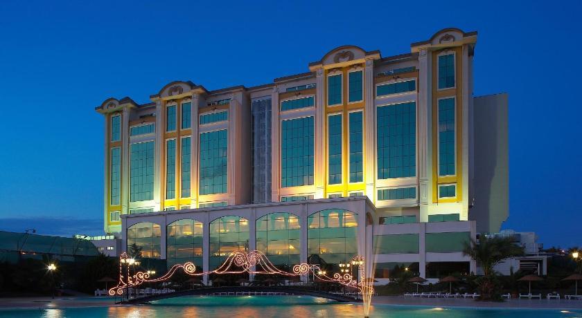Best time to travel Antakya Güngör Ottoman Palace Thermal Spa & Congress