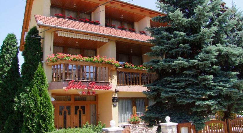 Best time to travel Nyíregyháza Júlia Panzió