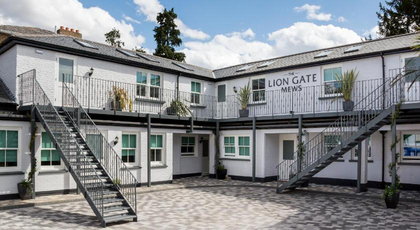 The Lion Gate Mews