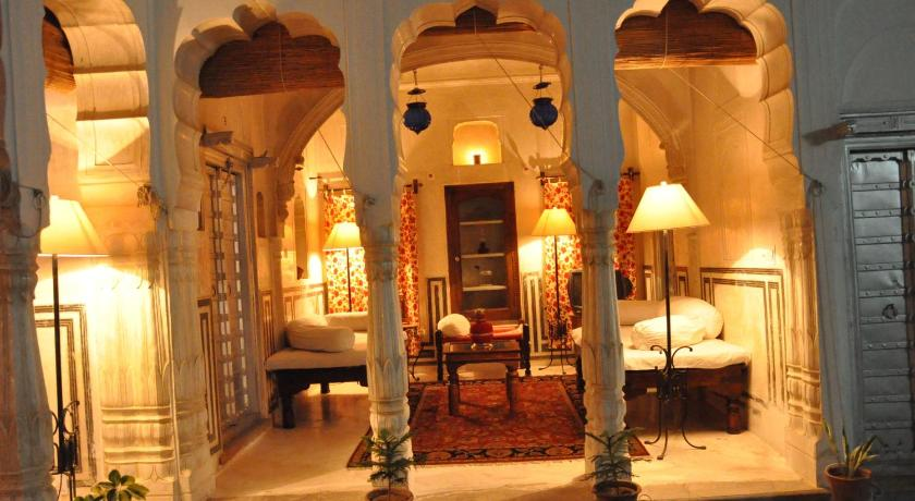 Deluxe Double Room Hotel Chobdar Haveli