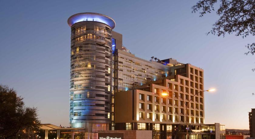 Best time to travel Windhoek Hilton Windhoek