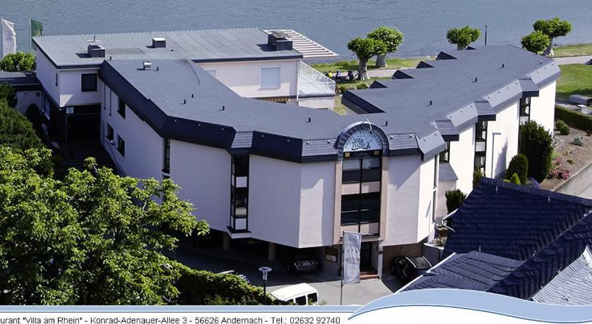 Best Price on Hotel Villa am Rhein in Andernach + Reviews!