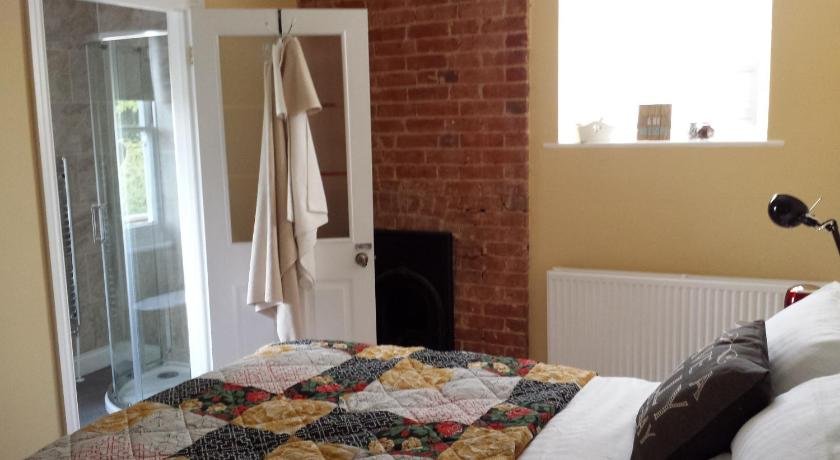 Deluxe Double Room The Railway Inn Westerfield