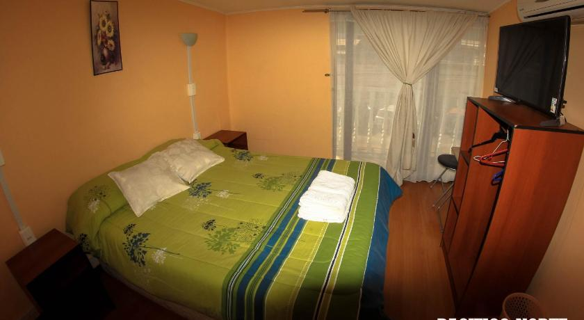 Double Room Hotel Pacifico Norte