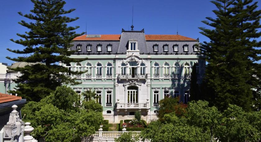Best time to travel Lisbon Pestana Palace Lisboa Hotel & National Monument - The Leading Hotels of the World
