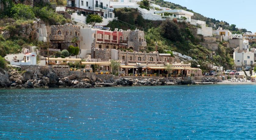 Best time to travel Leros Castelo Beach Hotel