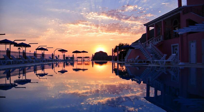 Best time to travel Corfu Hotel Elena Ermones