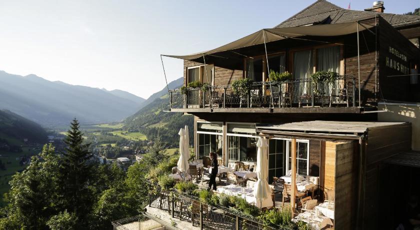 nieuwkomers nieuwe levensstijl outlet te koop Alpine Spa Hotel Haus Hirt Kaiserhofstraße 14 Bad Gastein