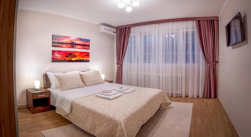 Apartamento de 1 dormitorio con balcón Feel Belgrade Downtown Apartment