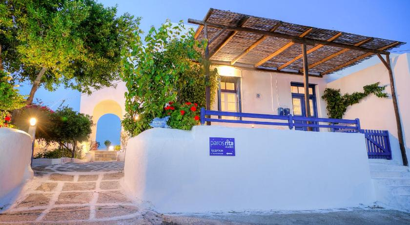 More about Paros Rita Studios