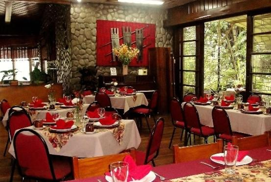 Best time to travel Philippines Mountain Lodge and Restaurant