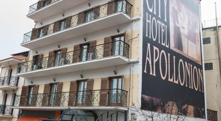Best time to travel Greece Mainland City Hotel Apollonion