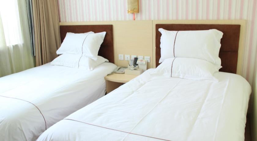 Best time to travel China Super 8 Hotel Chengdu Airport Branch