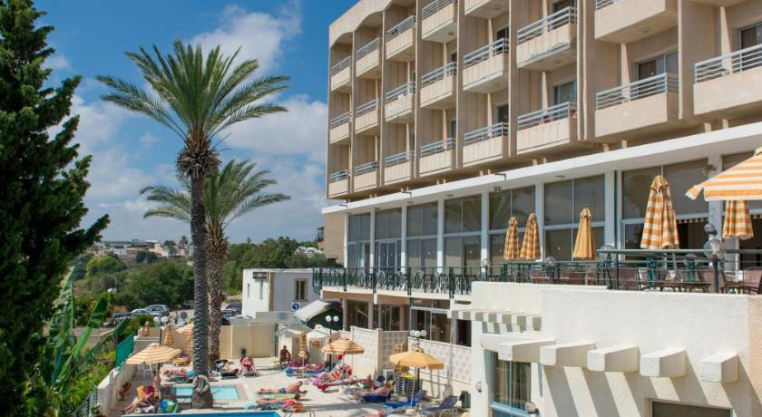 Best time to travel Cyprus Agapinor Hotel