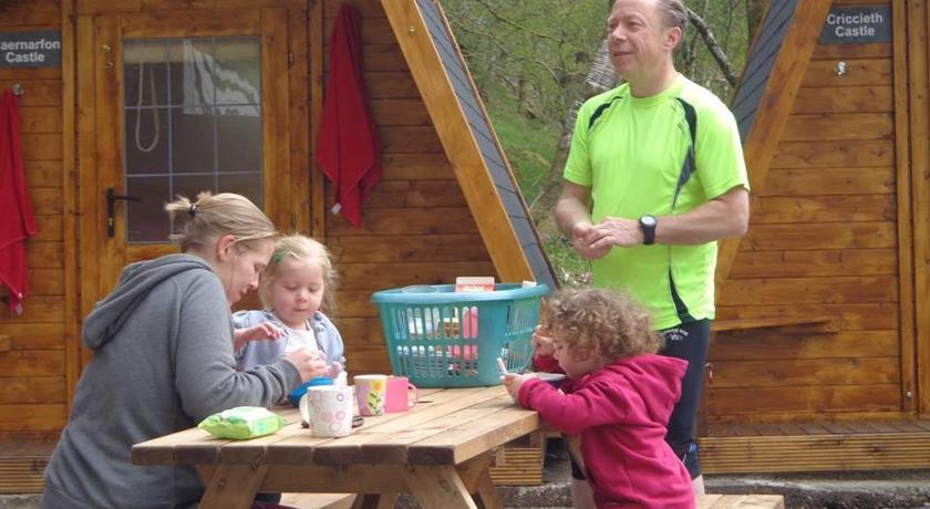More about Bryn Dinas Camping Pods Ltd.