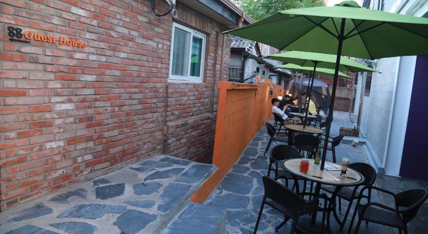 Best time to travel Seoul 88 Guesthouse & Cafe