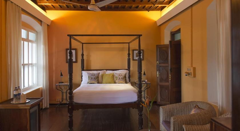 Deluxe Double Room Serenity at Kanam Estate