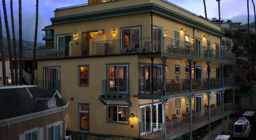 Avalon Hotel In Catalina Island