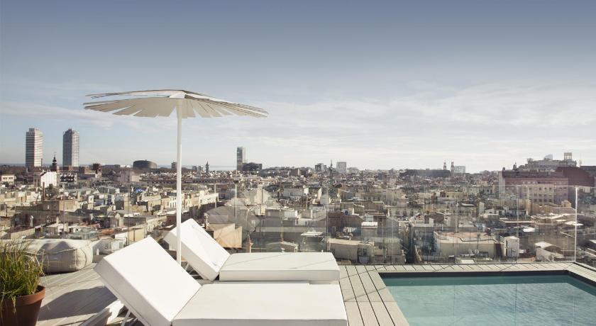 Yurbban Trafalgar Hotel - Barcelona