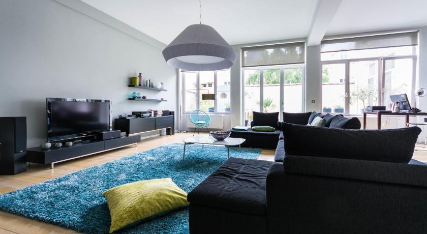 Brussels city center apartment in Belgium - Room Deals ...