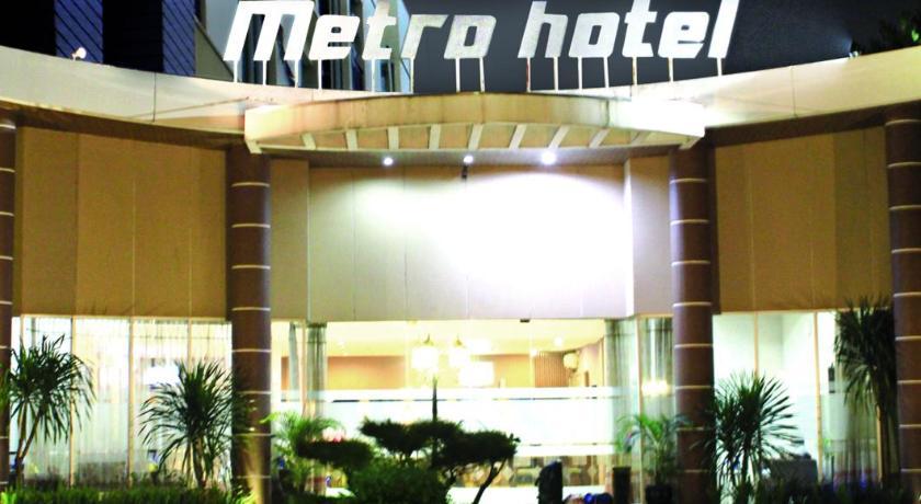 Metro Hotel Jababeka Jl Niaga Raya Kav 1 4 Metropark