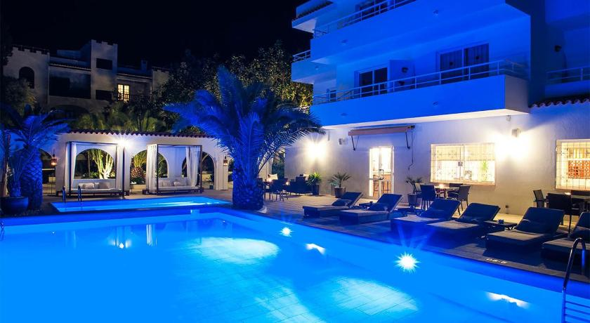 Best time to travel Ibiza Secret Oasis Ibiza-Only Adults