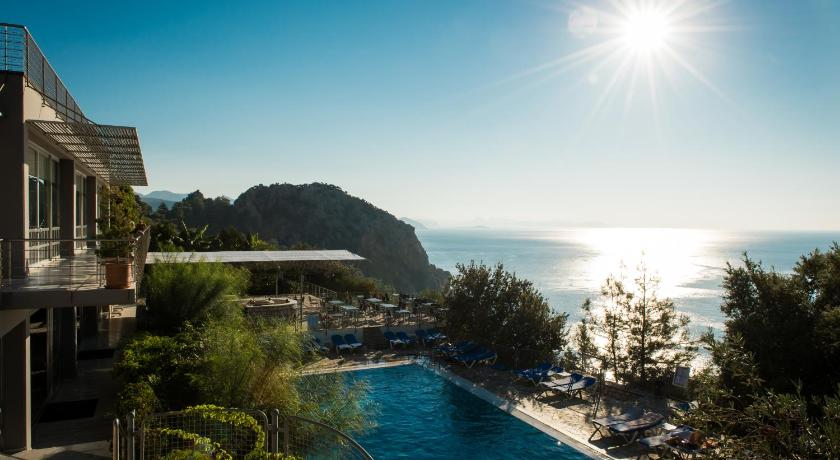 Best time to travel İçmeler Labranda Loryma Resort