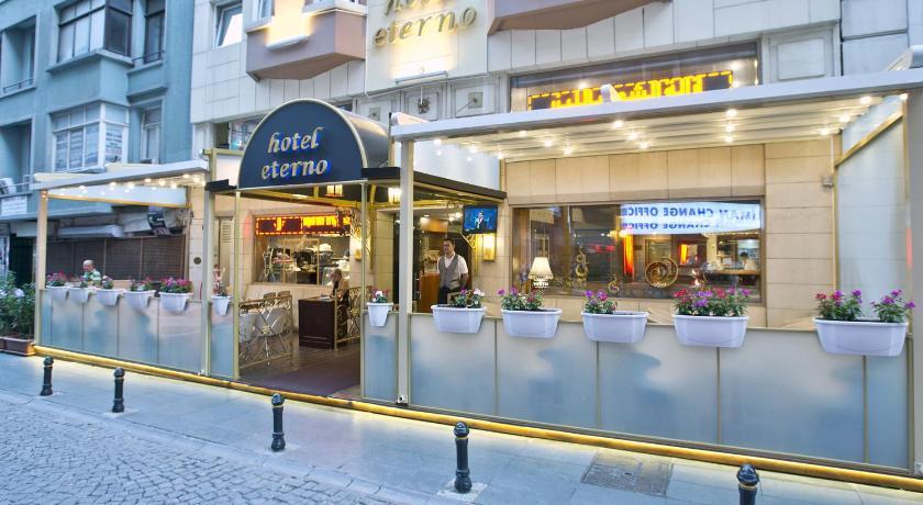 Best time to travel Turkey Eterno Al Sham Hotel