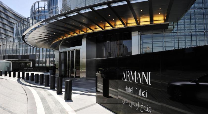 Best time to travel Dubai Armani Hotel Dubai