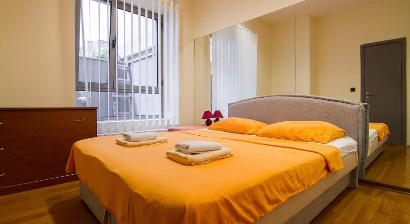Apartamento de 2 Quartos Apartments City Wellness Center