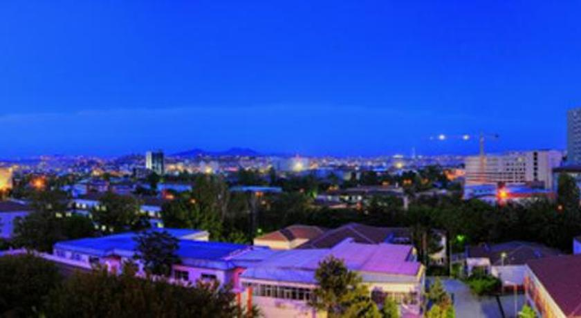 Best time to travel Turkey Volley Hotel Ankara