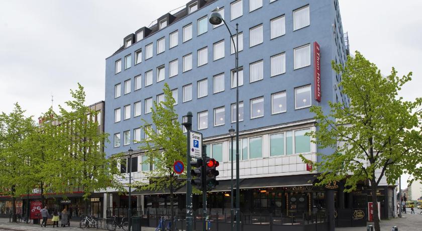 Best time to travel Trondheim Thon Hotel Trondheim