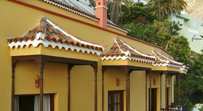 Best time to travel La Palma Hotel Jardín Concha