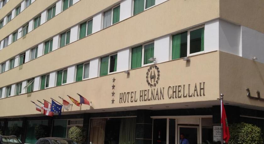 Best time to travel Rabat Helnan Chellah Hotel