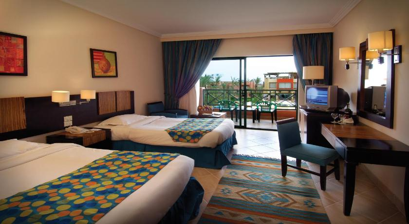 Standard Double Room Rehana Sharm Resort - Aquapark & Spa