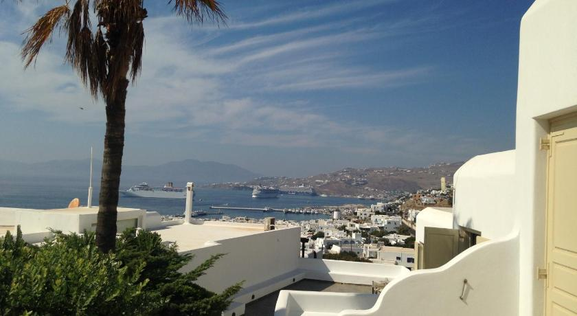 Best time to travel Greece Pelican Hotel
