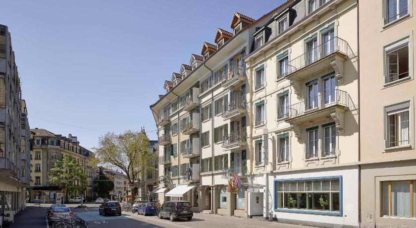 Best time to travel Bern Sorell Hotel Arabelle