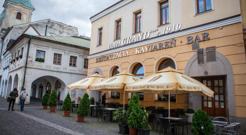 Best time to travel Banská Bystrica Hotel Grand