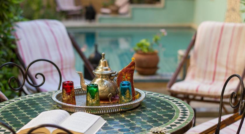 Best time to travel Morocco Riad Norma