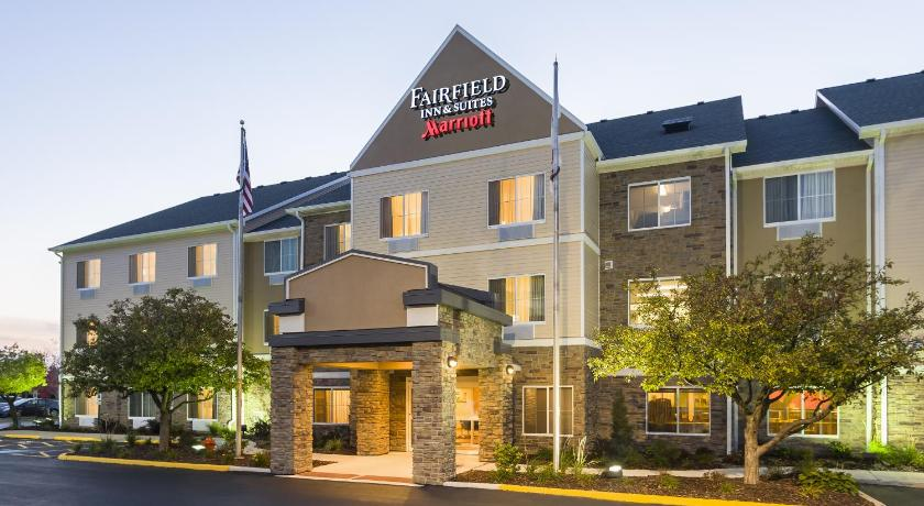 Best time to travel United States Fairfield Inn & Suites Naperville/Aurora