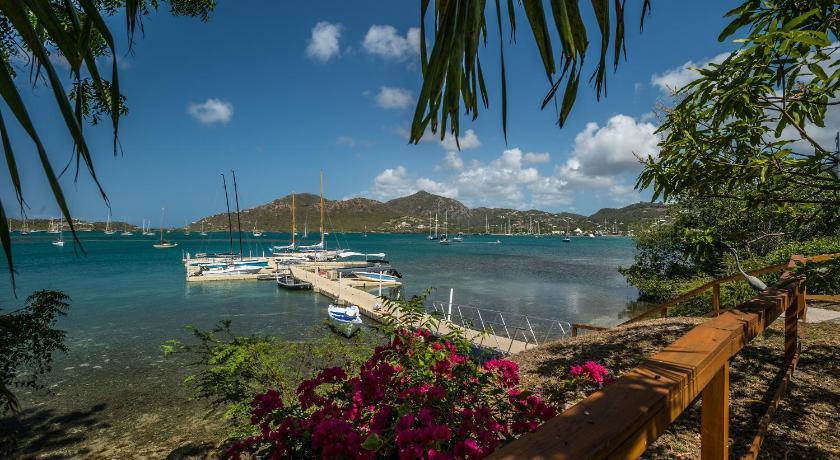 The Lodge - Antigua English Harbour