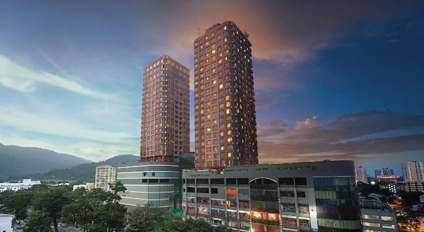 Best time to travel George Town Berjaya Penang Hotel