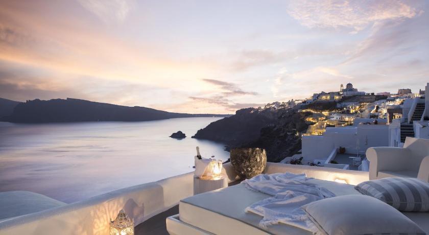 Best time to travel Fira Kirini Santorini, The Leading Hotels of the World