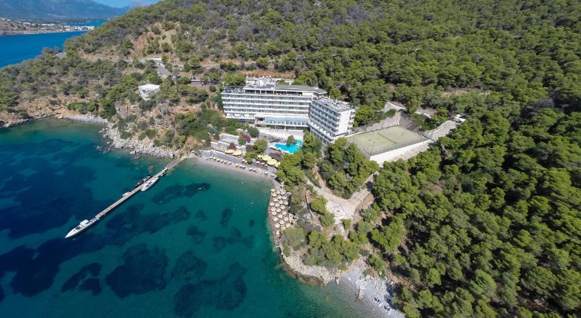Best time to travel Greece Sirene Blue Resort
