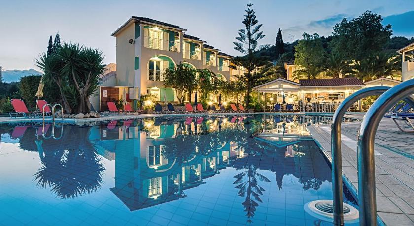 Best time to travel Zakynthos Sun Rise Hotel