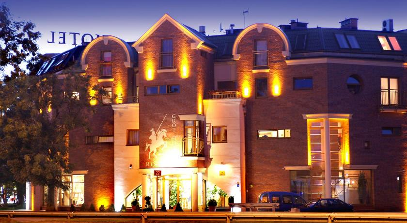 Best time to travel Poland Grot Hotel
